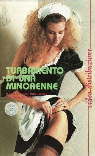 Turbamento di una minorenne (1978) - Danielle Troger