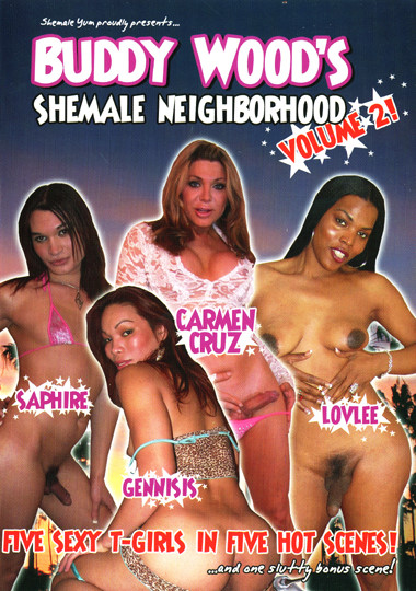 Buddy Wood's Shemale Neighborhood 2 (2006)