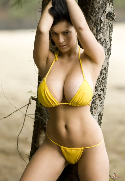 Denise Milani nackt Nacktbilder Videos, Sextape