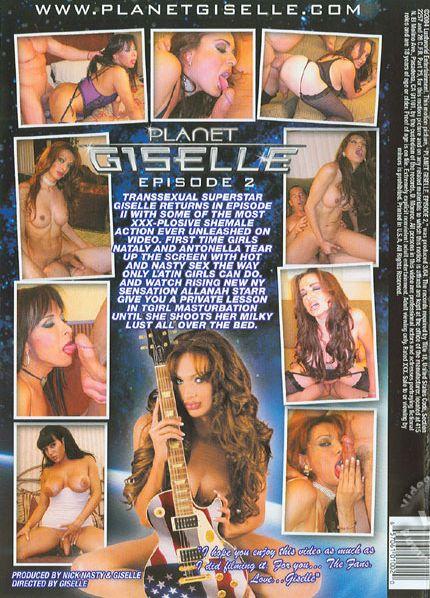 Planet Giselle 2 (2004) - TS Giselle