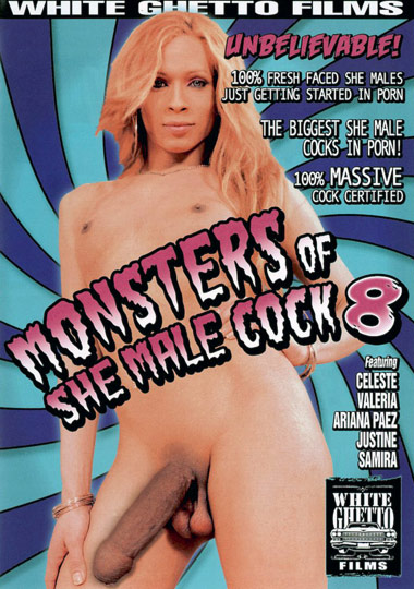 Monsters of She Male Cock 8 (2008) - TS Celeste