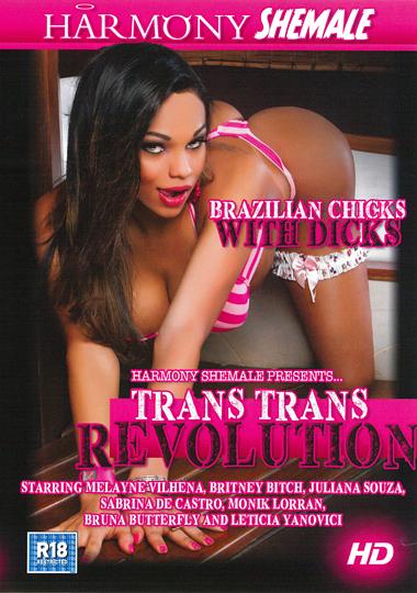 Trans Trans Revolution (2015) - TS Monik Lorran