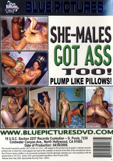 She-Males Got Ass Too (2006)