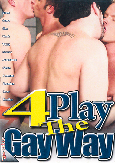 4 Play The Gay Way (2015) - Gay Movies