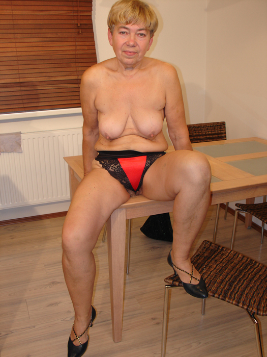 You don't stop fucking when you get old - Mature, MILFs