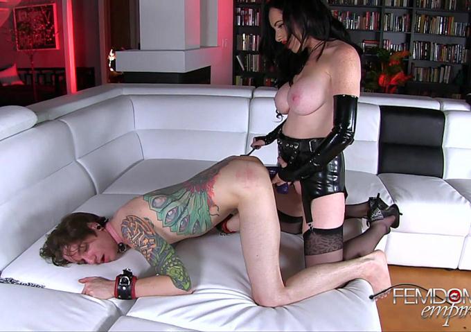 milf anal slave
