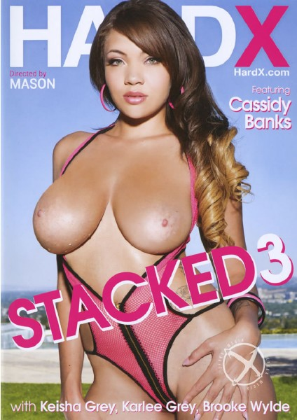 Stacked 3 (2015) - Cassidy Banks