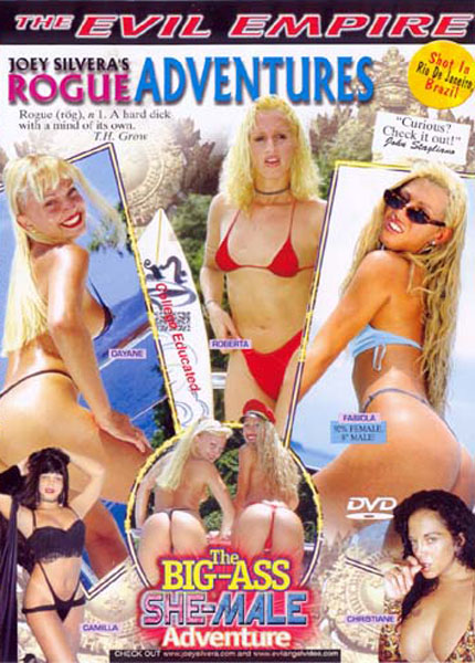 Rogue Adventures (1999) - TS Dayane, Roberta