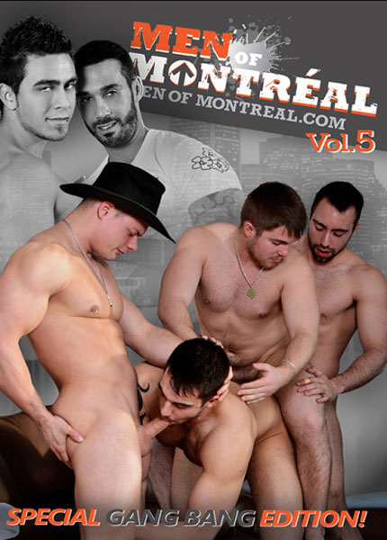 Men of Montreal 5 (2015) - Gay Movies