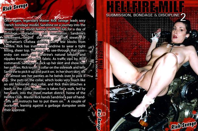 Hellfire Milf_ Bondage Discipline 2,