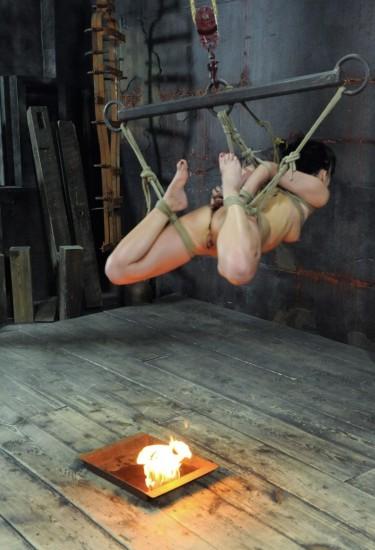 Pity Fuck Part Two - Bondage, BDSM
