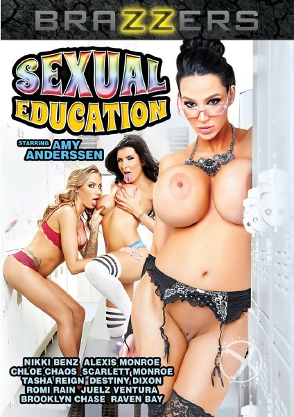 Sexual Education (2015) - Amy Anderssen, Nikki Benz