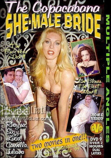Brazilian She-Males - The Copacabana She-Male Bride (2001)