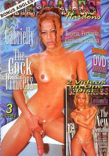 Gabrielly - The Cock Princess (2001)