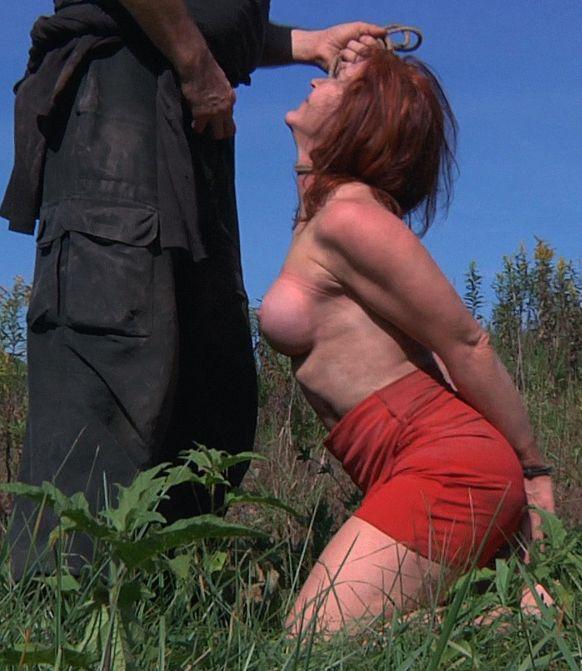 Muddy Cunt - Bondage, BDSM