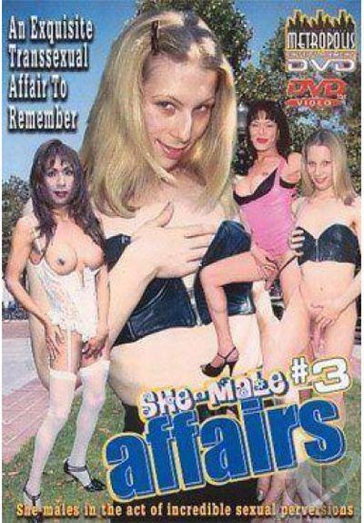 She-Male Affairs 3 (2002) - TS Buffy