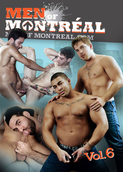 Men of Montreal 6 (2015)