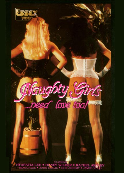 Naughty Girls Need Love Too (1983) - Rachel Ashley, Mona Page