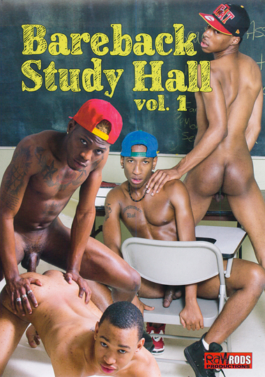 Bareback Study Hall (2014) - Gay Movies