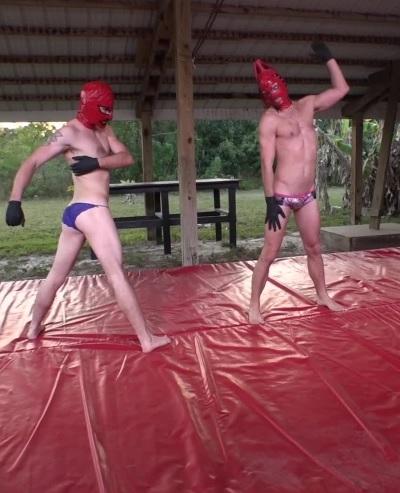 Rilynn & Roxi Wrestling Humiliation - Femdom