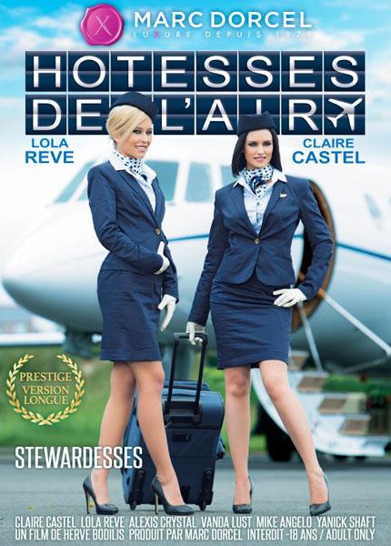 Stewardesses (2015) -  Alexis Crystal, Claire Castel