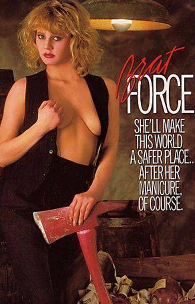 Brat Force (1989) - Nina DePonca, Aja