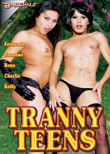 Tranny Teens (2011) - TS Susanna Haro