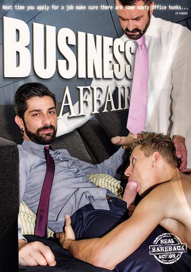 Business Affair (2015) - Gay Movies