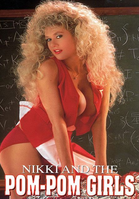 Nikki And The Pom Pom Girls (1988) - Nikki Charm