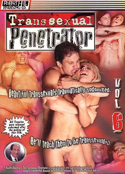 Transsexual Penetrator 6 (2006) - TS Thais Schiavinato