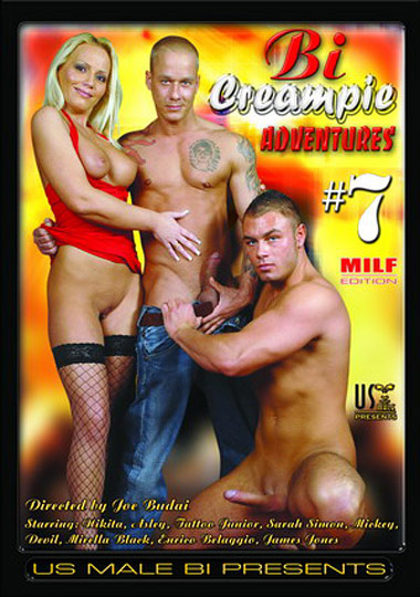 Bi Creampie Adventures 7 - MILF Edition (2009)