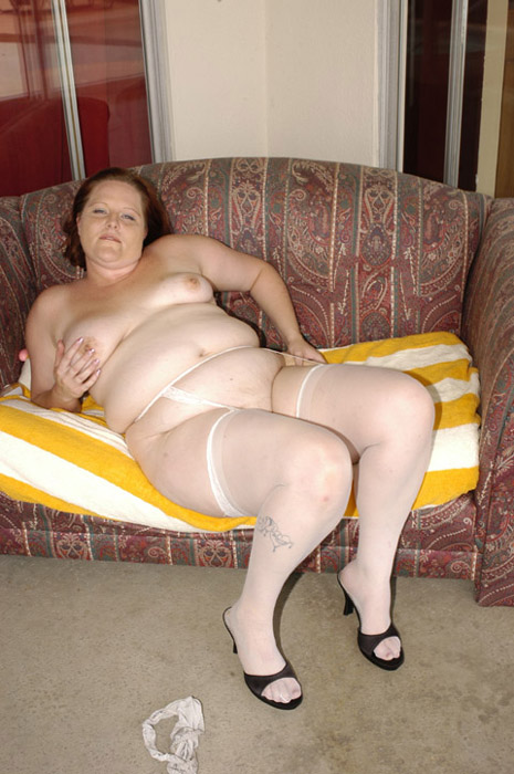 Adrienne - BBW Lady