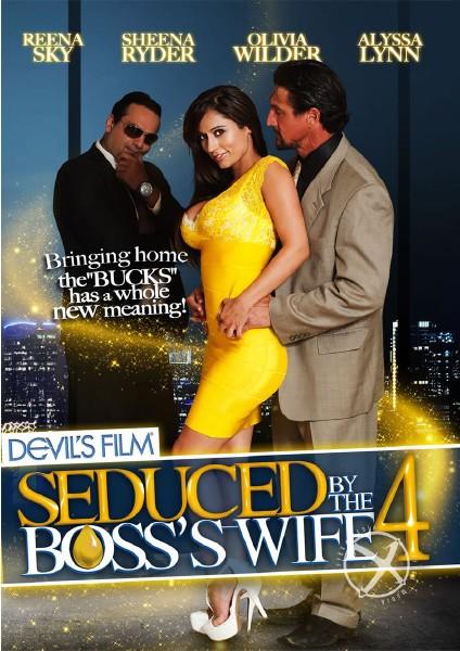 Seduced By The Bosss Wife 4 (2015) - Olivia Wilder, Alyssa Lynn