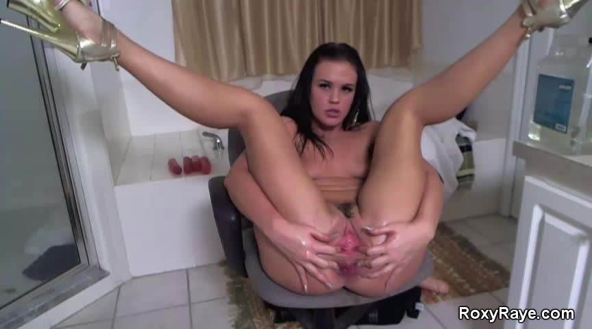 [Roxy Raye] Camshow Replay (Jan. 14, 2015)