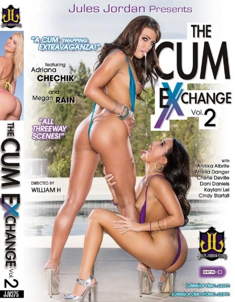 Cum Exchange 2 (2015) - Anikka Albrite, Cindy Starfall