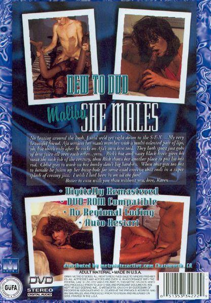 Malibu She-males (1996)