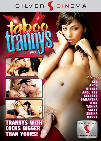 Taboo Trannys (2008) - TS Sally, Sheina