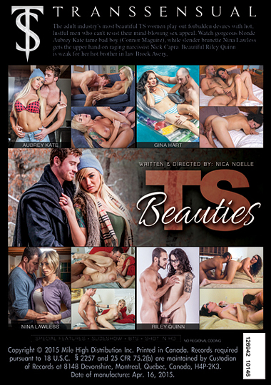 TS Beauties (2015) - TS Nina Lawless, Riley Quinn