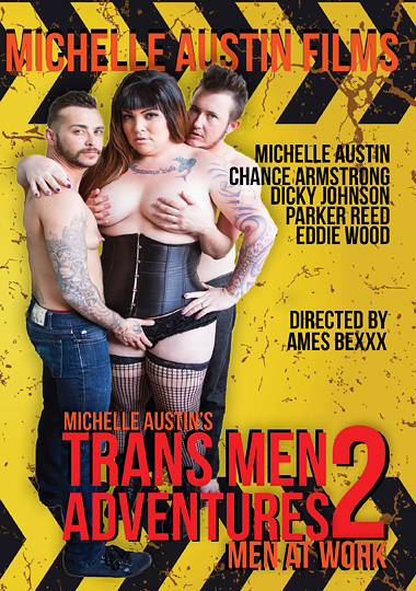 Trans Men Adventures 2 - Men At Work (2015)