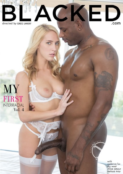 My First Interracial 4 (2015) - Melissa May