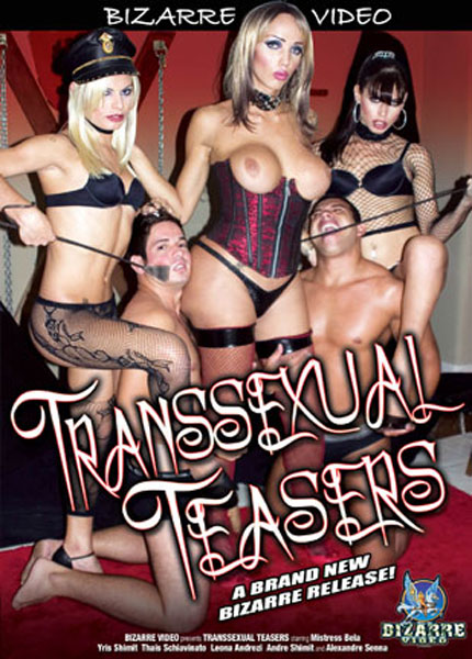 Transsexual Teasers (2008) - TS Thais Schiavinato