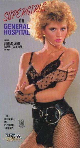 Supergirls Do General Hospital (1984) - Ginger Lynn