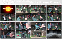 MAGYAR MISTRESS MIRA: HUMILIATION PRINCESS-PUBLIC FEMDOM IN THE BUS STATIONBRUTAL FACESLAPPING (HD)