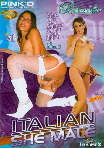 Italian She Male 15 (2006) - TS Alessia Olive