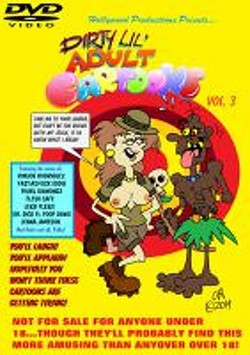Titles: Dirty Little Adult Cartoons, Vol. 3