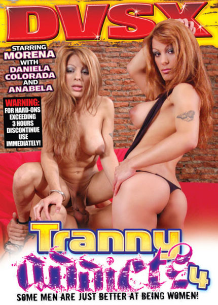 Tranny Addicts 4 (2011) - TS Daniela