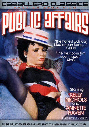 Public Affairs (1983) - Annette Haven
