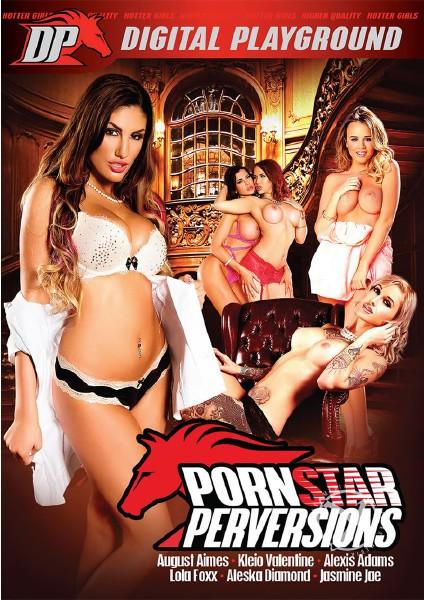 Pornstar Perversions (2015) - Aleska Diamond, Lola Foxx
