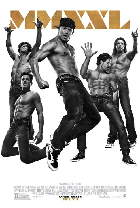 Magic Mike XXL 2015 HDRip XviD-BDP