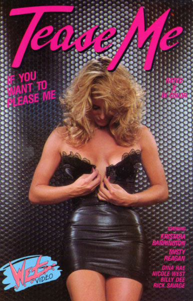 Tease Me (1985) - Kristara Barrington